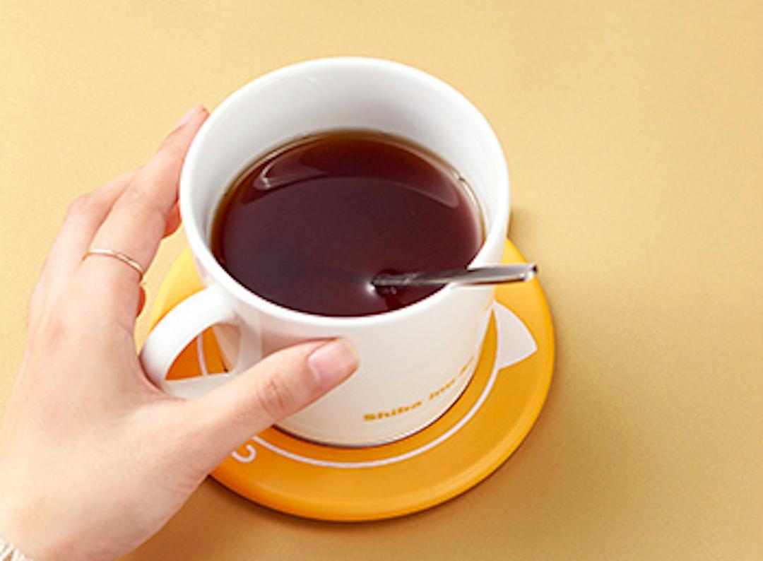 九阳新品55℃杯垫,秋冬早鸟养生必备!7