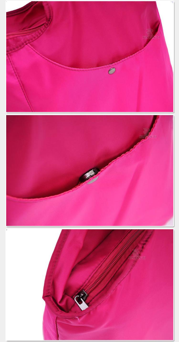 防水雨伞包单肩挎包包袋旅行休閒轻便舞蹈队女包包详细照片