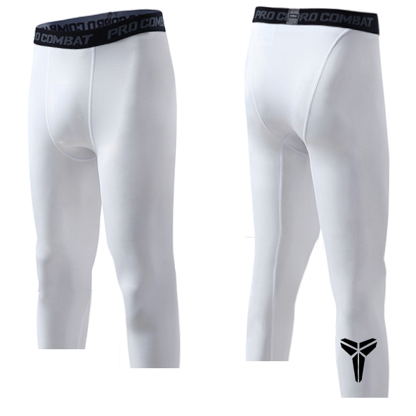 Kobe White Cropped Trousers