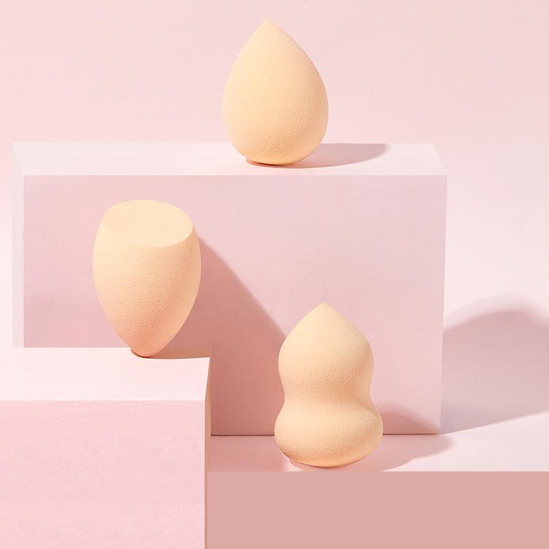 8个|李佳埼美妆蛋葫芦海绵粉扑不吃粉气垫彩妆蛋干湿两用化妆工具