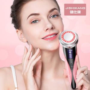 导入美容仪器家用洗脸提拉紧致洁面按摩器李佳推荐琦脸部毛孔清洁