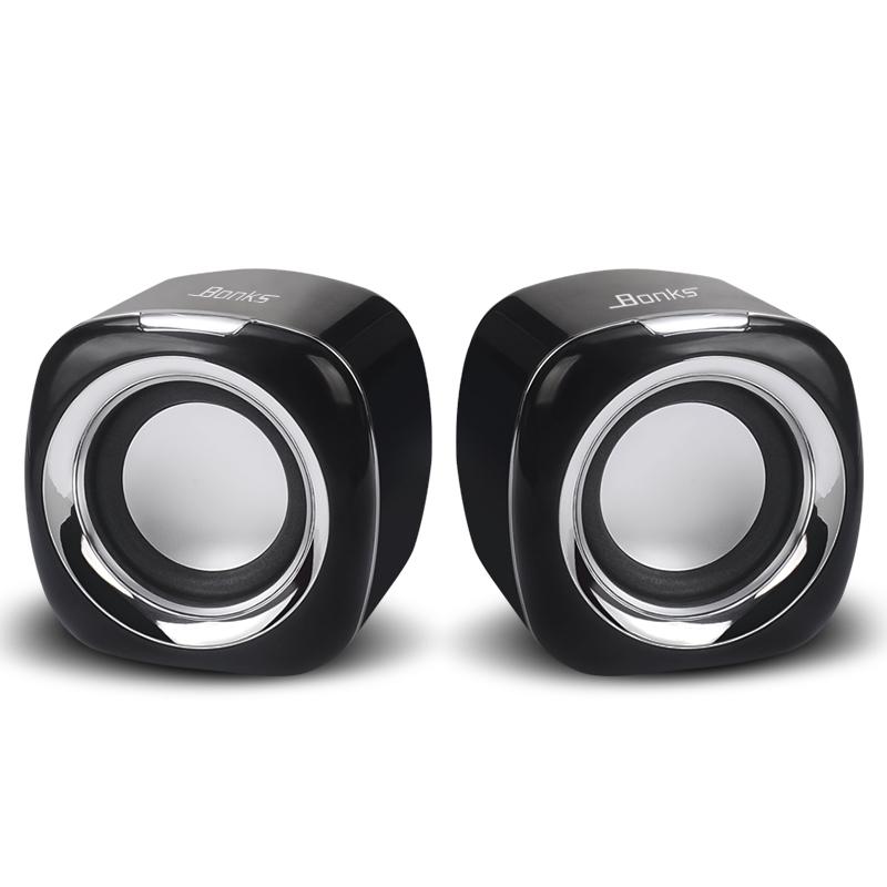 【Bonks】DX11桌面低音炮音箱