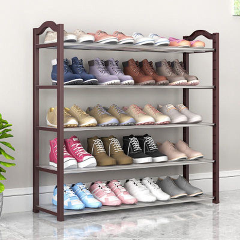 鞋架子简易多层家用门口宿舍经济型特价防尘组装鞋柜收纳柜收纳架