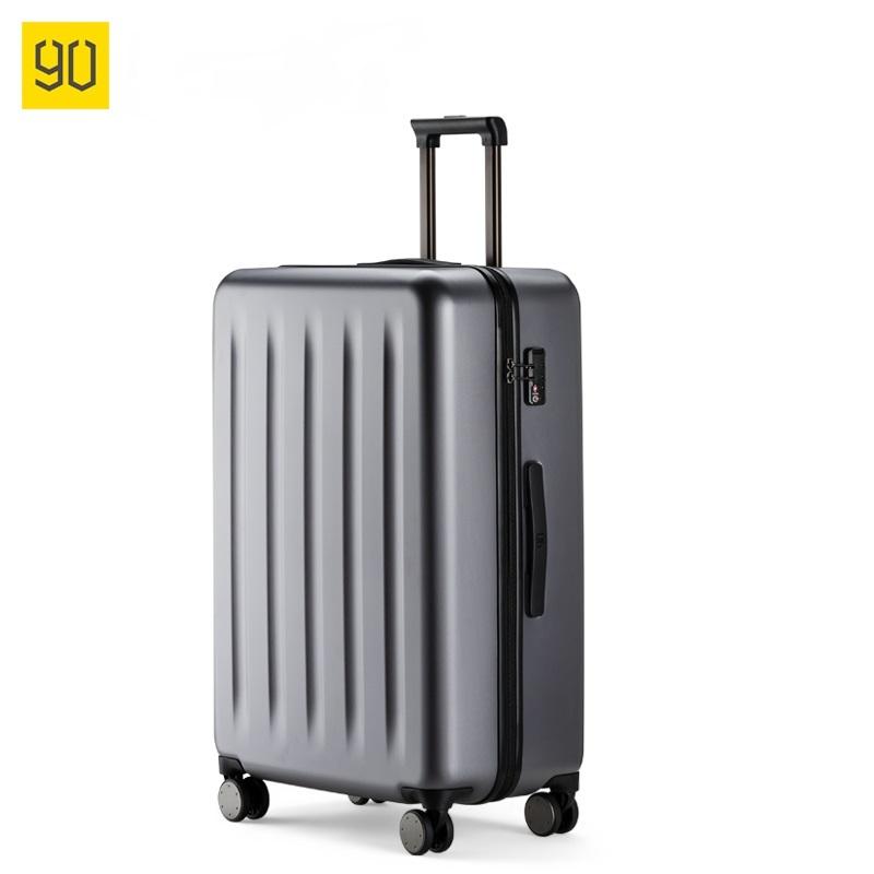 90分旅行箱28寸行李箱女小型20寸拉杆箱男24寸万向轮登机箱女箱子