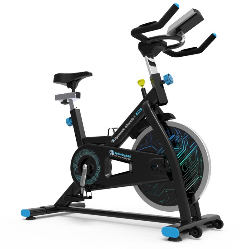 欧宝龙动感单车家用迷你减肥健身车室内超静音自行车健身训练器材