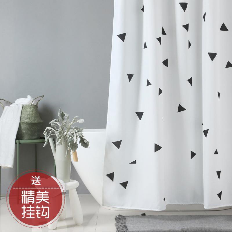 Шторы для ванной Liang Qi LQ/11