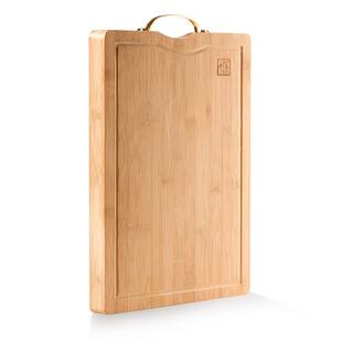 竹尚家实心切菜板擀面板家用占板防霉粘板