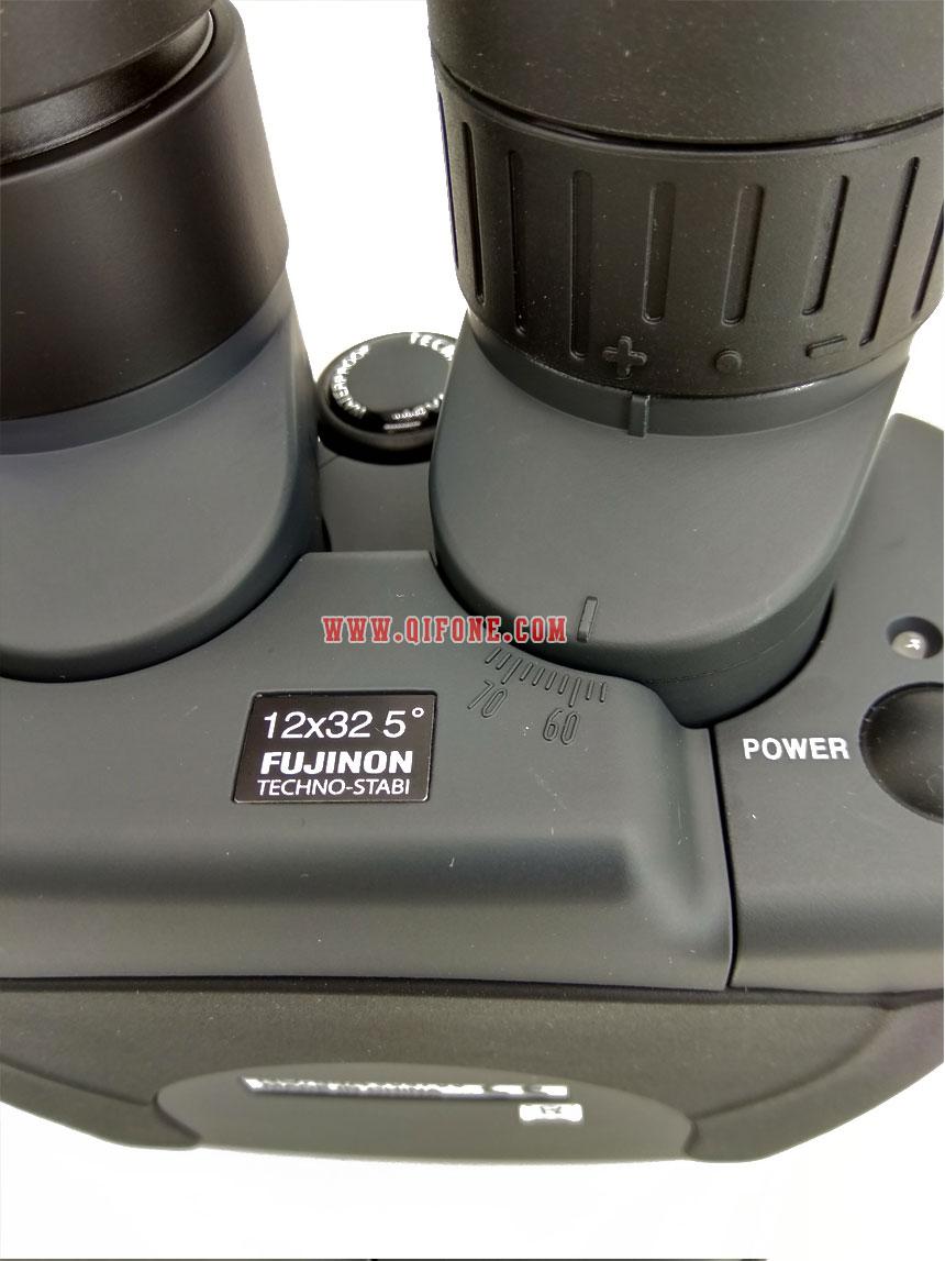 日本Fujinon富士能双筒稳像仪望远镜TS1232 12x32