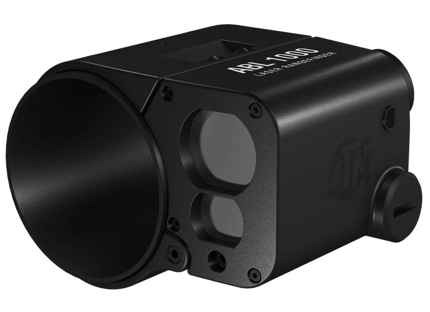 ATN测距仪 ABL 1000 智能热成像 夜视瞄准镜 外挂带蓝牙