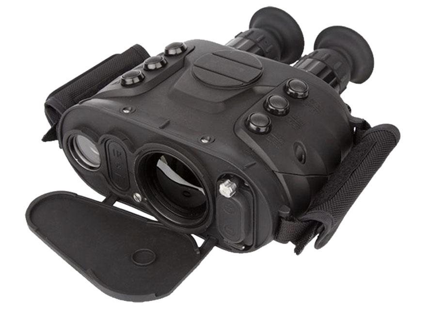 S750双目非制冷热成像仪远程高清摄录夜视