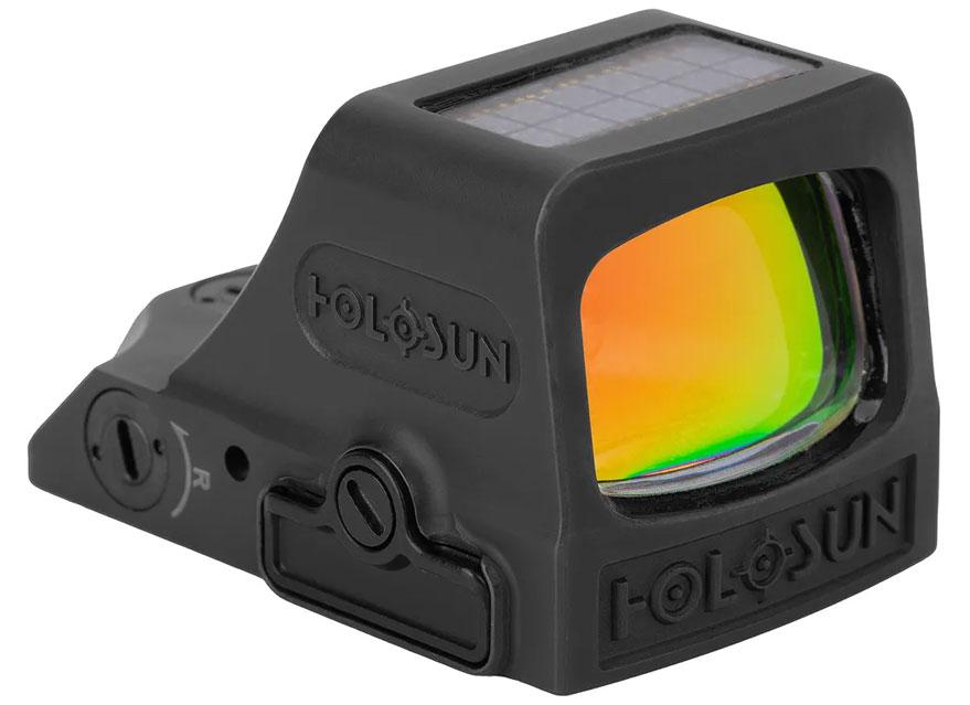 美国HOLOSUN HE508T-RD X2红点瞄准镜 钛合金高抗震
