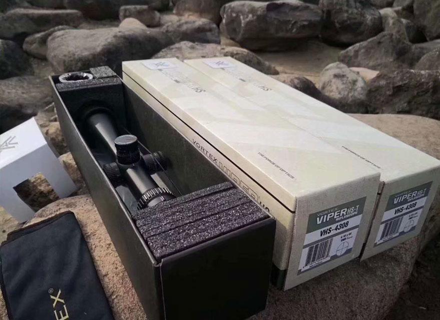 美国维特瞄准镜 VORTEX VIPER 4-16x44 4308 原装进口军用级白光瞄