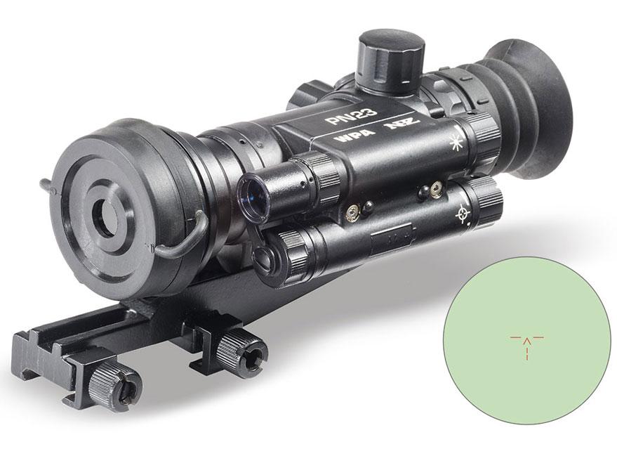 俄罗斯NPZ PN23大口径二代增强型2代+日夜两用瞄准镜