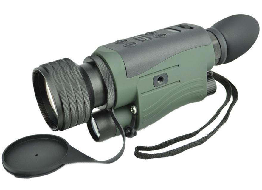 MIRIT 米尔特 NVD-30 单目日夜两用 远距离摄录夜视仪