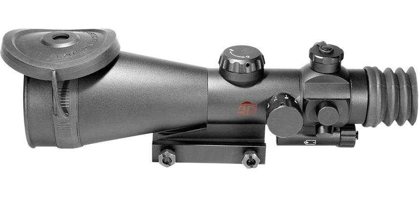 美国原装进口ATN Ares 6-2 Gen 2+ 二代增强型夜视瞄准镜