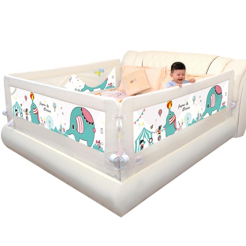 特价知本色婴儿儿童床护栏宝宝床边围栏2米1.8米大床栏杆防摔挡板