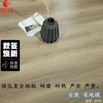 Cheng reinforced composite wood flooring non-aldehyde mute laminate flooring Special Price