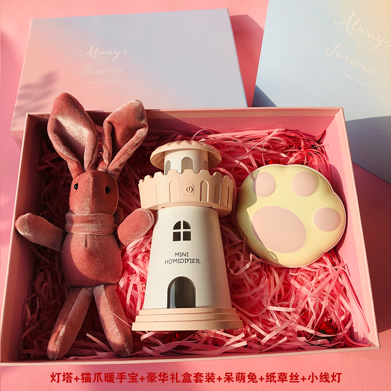 ◆ Package 2: Lighthouse + Cat Claw Hand Warmer + Deluxe Gift Set