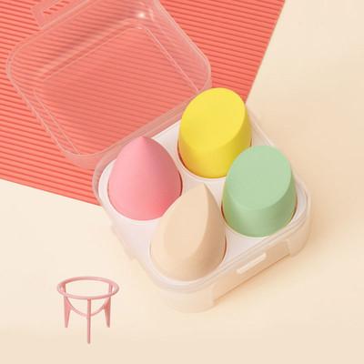 网红超软细腻不吃粉美妆蛋4个