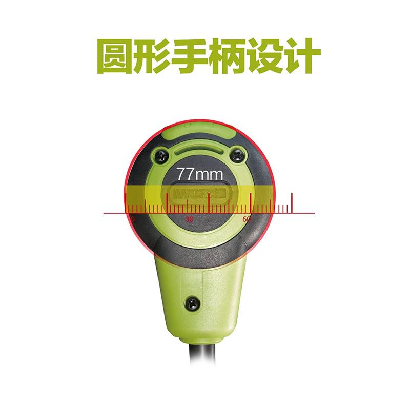 威克士WU646砂纸机抛光机砂光机木工墙壁腻子打磨机电动工具特价