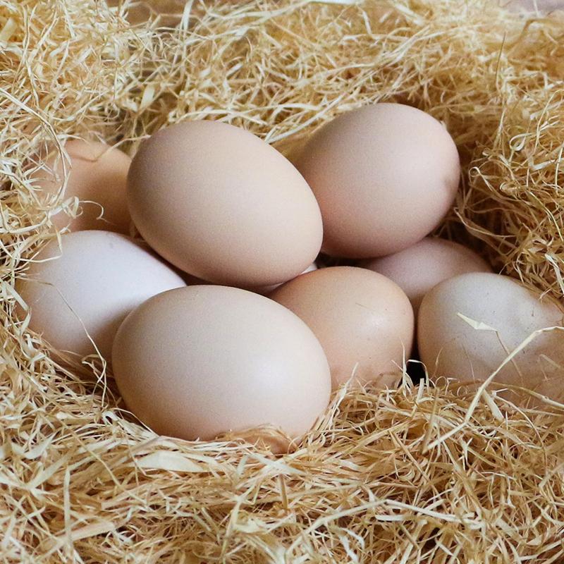 新鲜柴鸡蛋农家散养土鸡蛋新鲜鸡蛋草鸡蛋笨鸡蛋月子蛋30枚