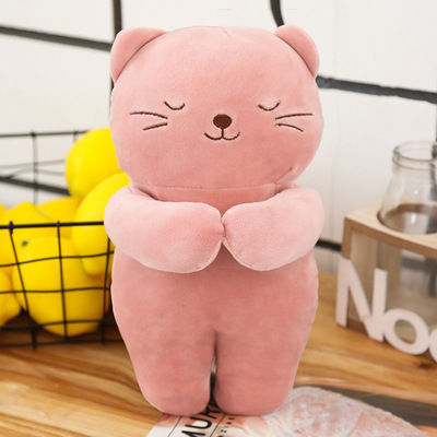 Baixiong Gong Tsai Meng soft plush toy cat bed pillow cushion backrest pillow doll long dolls