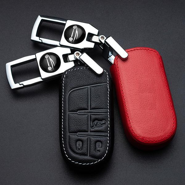 适用吉普jeep指南者钥匙套