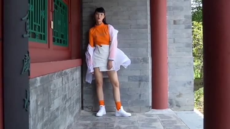 李宁 宝藏联名运动鞋