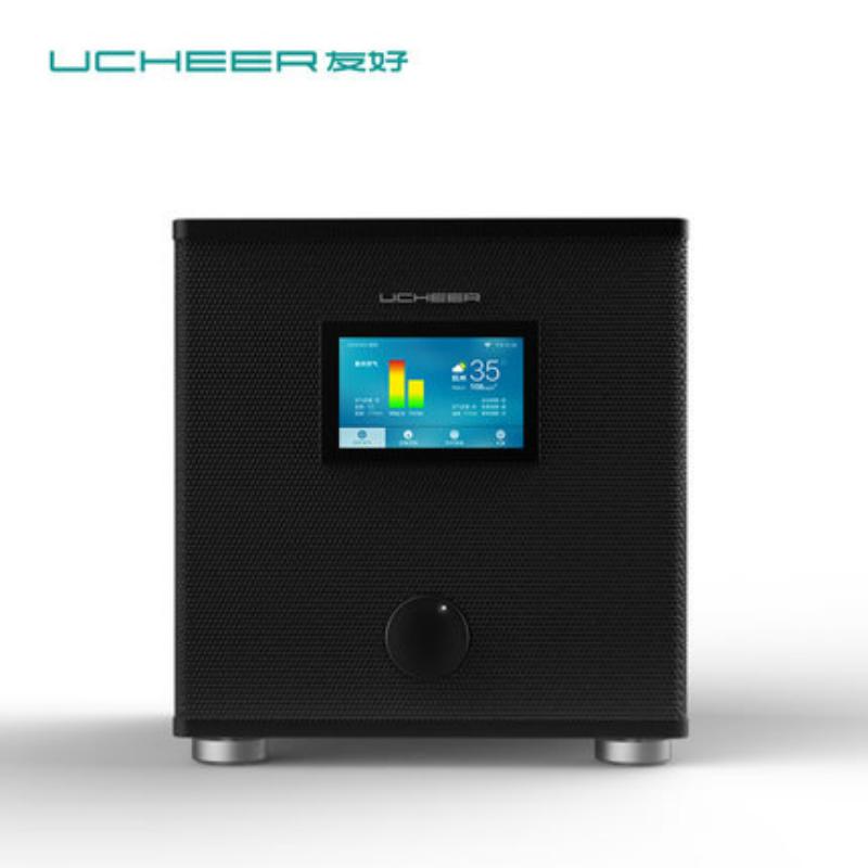 UCHEER友好空气净化器家用办公室除甲醛客厅杀菌除二手烟智能T3S