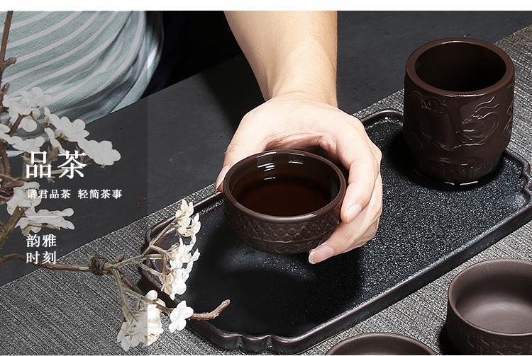 夏洁快客杯 陶瓷 竞技宝app苹果官方下载 套装 功夫茶壶 茶杯 汝窑旅行红茶一壶一杯