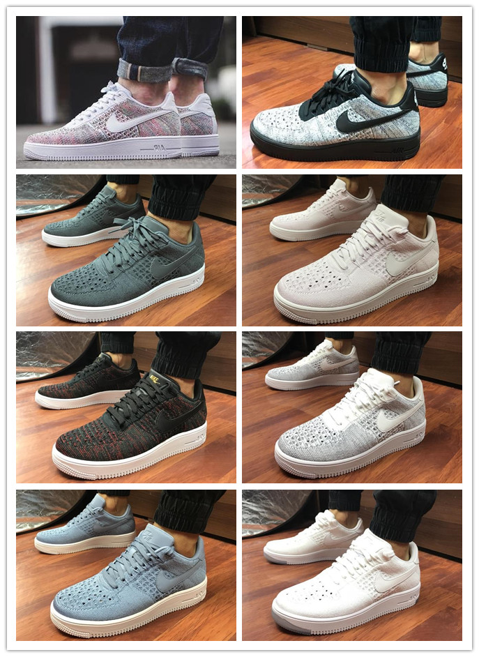 c7a2e9be0e655 ... italy nike mens shoes summer af1 ultra flyknit fly line air force board  shoes 817419 006