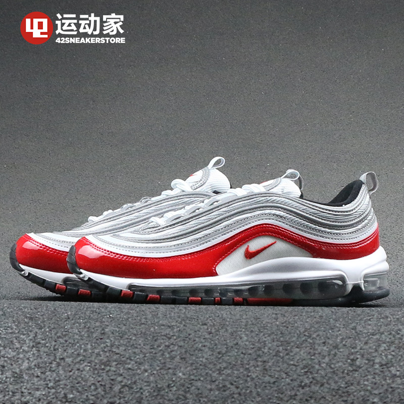 2ffb43f4a3 ... sports home] Nike Air Max 97 bullet air cushion running shoes 921826-
