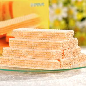 印尼进口丽芝士奶酪威化饼145g*6盒