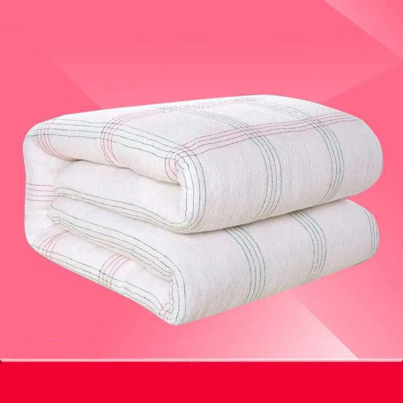 棉被被子春秋冬被褥加厚保暖褥子