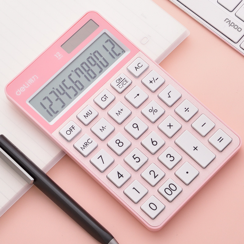 Desktop Calculator (cute Powder)