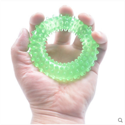 10 lb massage ring green