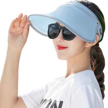 【明星同款】夏季透气防晒遮阳帽