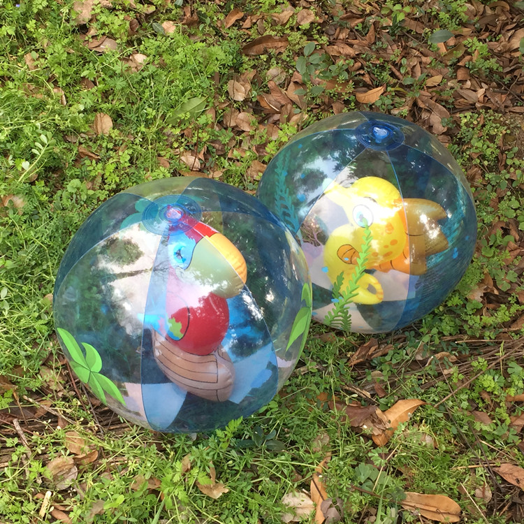 Beach ball in ocean Soccer Genuine Large Male And Female Baby Animal Beach Ball Children Water Play Water Ball Inflatable Ocean Chinahaocom Usd 859 Genuine Large Male And Female Baby Animal Beach Ball