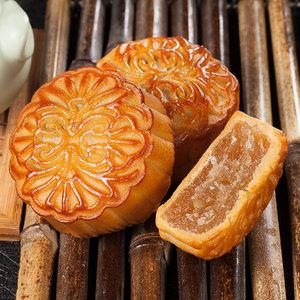 【上海万寿斋】广式月饼80g*6个