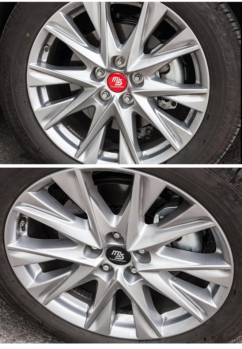 Logo trang trí mâm xe Mazda 3, 6, CX5, CX8 - ảnh 7