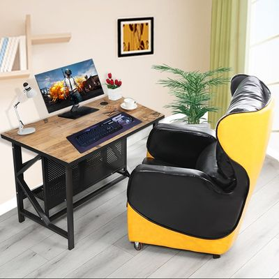 Internet cafes, Internet cafes, tables and chairs, computer desktop tables, household simple single-person computer tables, gaming integrated games