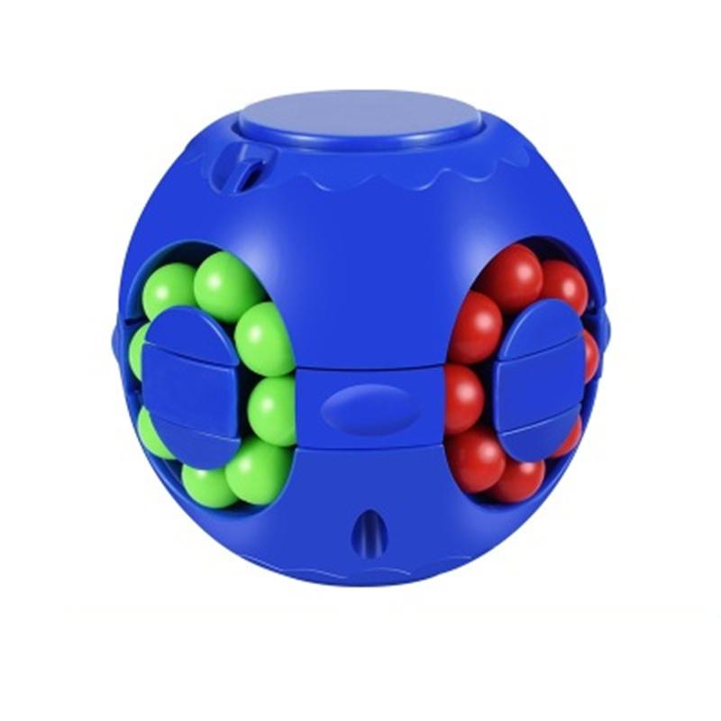 儿童益智逻辑思维玩具指尖旋转魔方魔豆陀螺小学生儿童节礼物