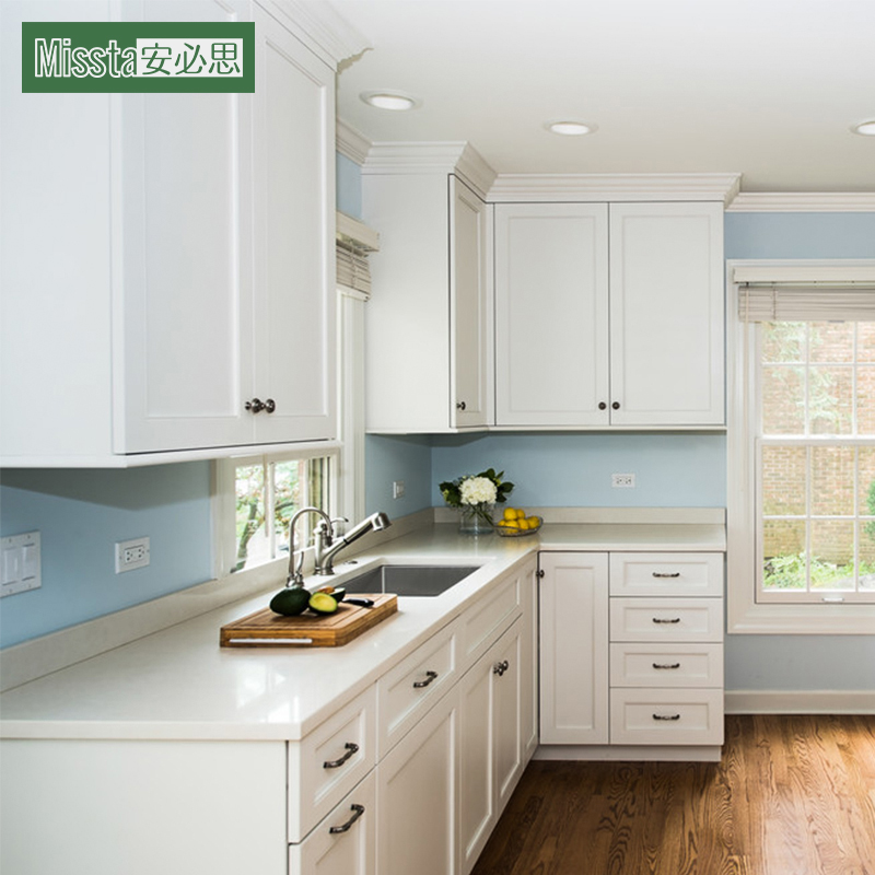 Ambrose Kitchen Cabinets Custom Simple Modern Overall Decoration