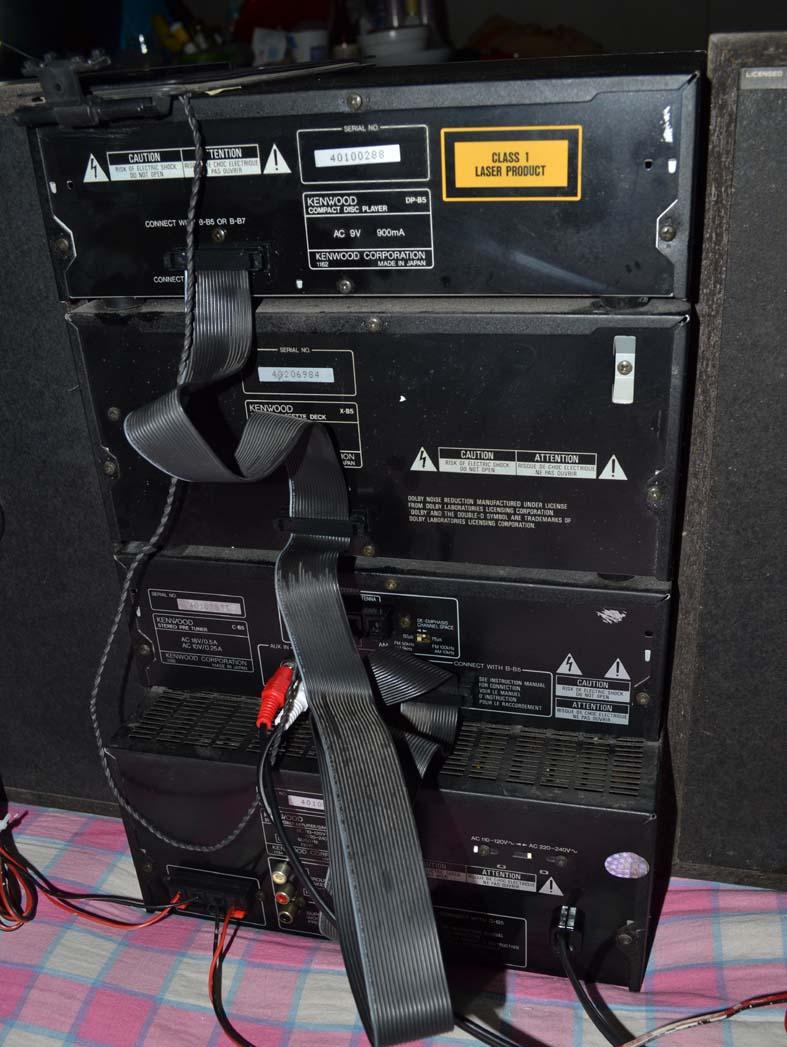 Аудиосистема Японская первоначально Kenwood/Кенвуд/jianwu всх-В5 привет-Fi может сделать компьютерные колонки