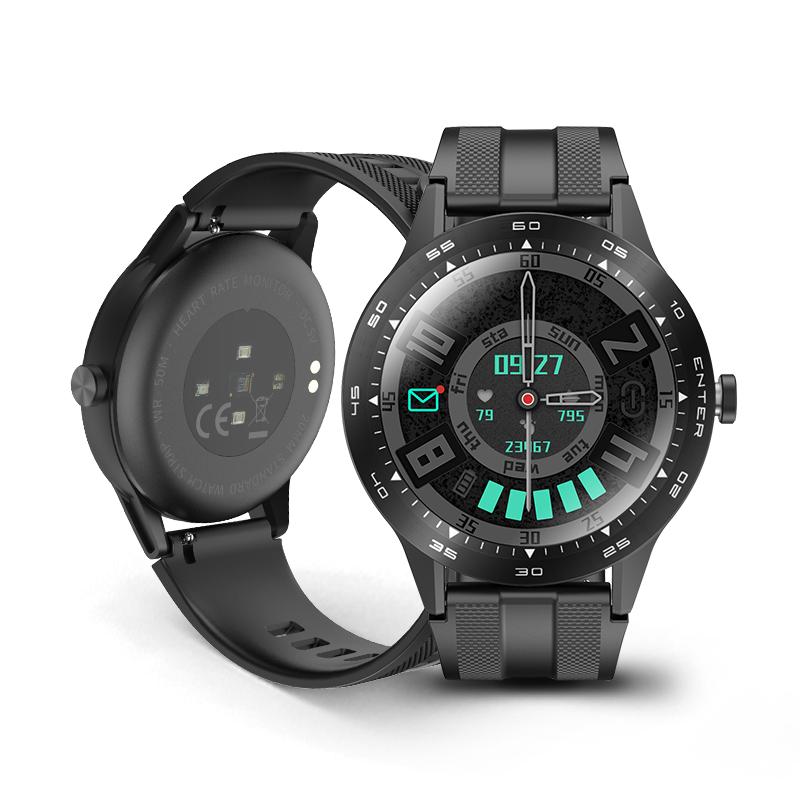 埃微血氧心率监测多功能智能手表