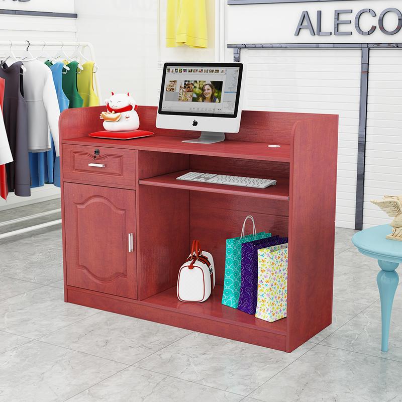 4d8df95ba أمين الصندوق الأوروبي مكافحة صغيرة بسيطة متجر لبيع الملابس الحديثة متجر  الأم والطفل شريط الجدول مكتب