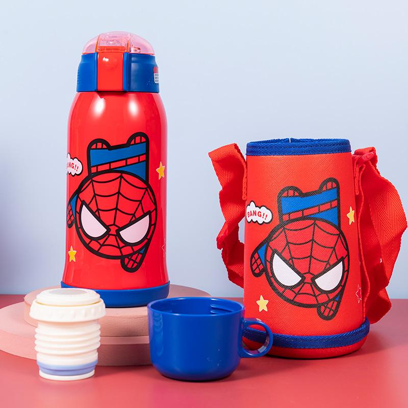 【迪士尼】儿童水杯吸管杯防摔保温杯