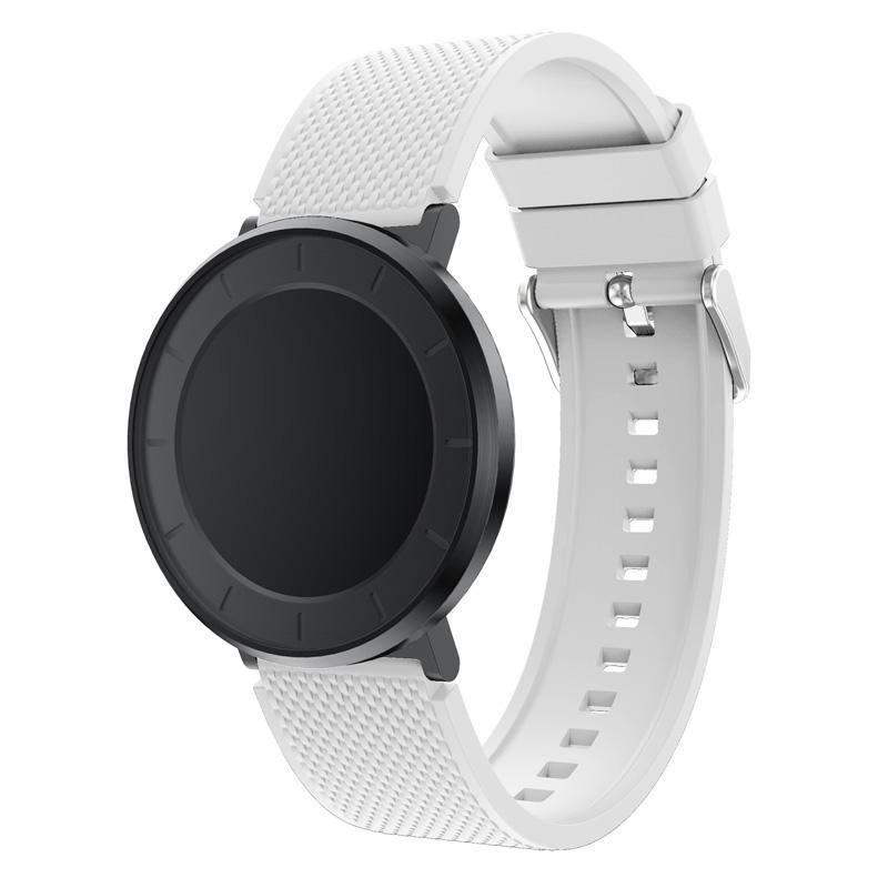 72H出貨 Garmin 佳明 Vivomove3S Move3s 手錶帶 環保矽膠 18MM 替換腕帶 運動型硅膠錶帶 手錶帶