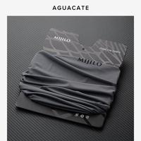AGUACATE ледяной шелковый шарф шеи летний солнцезащитный крем шарф Набор тонких стиль мужские и женские Верховая поверхность накладка Волшебный открытый