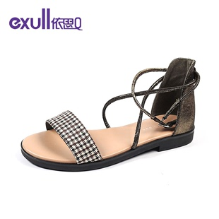 Q spring and summer sexy buckles sandals